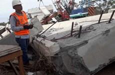 Indonesia: Bridge collapse kills two