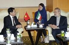 Top Iranian legislator hails friendship association's contributions