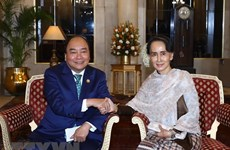 Myanmar State Counsellor's Vietnam visit to tighten bilateral ties