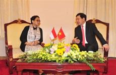 Vietnam-Indonesia Cooperation Committee convenes third meeting