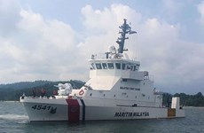 Malaysia calls for cooperation among coast guards in East Sea