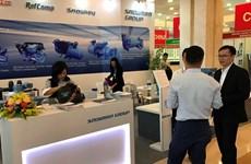 Leading brands join HVACR Vietnam 2018
