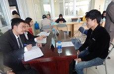 Bac Ninh holds job fair for workers returning from RoK