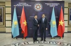 Vietnam, Kazakhstan boost cooperation in public security