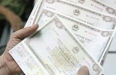 Vietnam raises 1.95 billion USD from G-bond so far this year