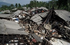 Indonesia: Earthquake leaves two dead, over 300 buildings damaged