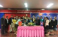 Quang Nam, Laos' Sekong province to deal with irregular migration