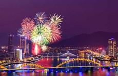 Seven int'l teams join Da Nang fireworks contest