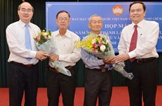 HCM City marks 50 years of alliance of national, democratic, peace forces