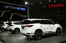 International motor show opens in Indonesia