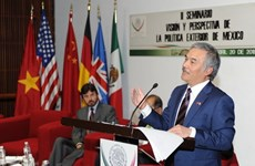 Seminar talks ASEAN's role, Vietnam-Mexico ties
