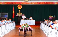 Nam Dinh urged to build up suitable development strategy
