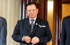 Cambodia's 4th Senate holds first session