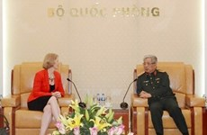 Vietnam treasures defence partnership with New Zealand
