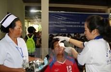 Vietnamese, Lao provinces enhance medical cooperation