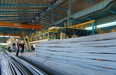 Steel to join Vietnam's major export lines