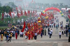 Over 2.5 million go on pilgrimage to ancestral land
