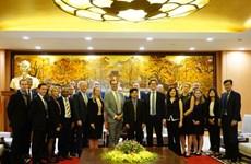 Hanoi welcomes Swedish investors