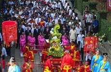 Ceremonies commemorate Hung Kings nationwide