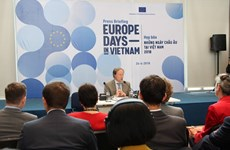 Europe Days to return to Vietnam next weekend