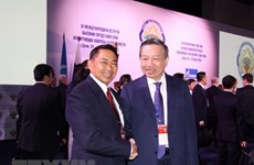 Responsible coordination needed to solve terrorism: Vietnamese minister