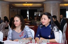 Workshop talks gender equality in voluntary national review on SDGs