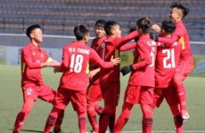 U16 Vietnam to compete in Asian tournament's Group C