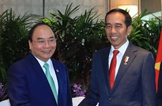PM Nguyen Xuan Phuc held bilateral meetings on sidelines of ASEAN Summit