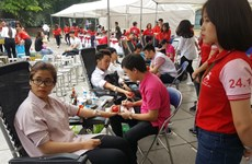 Vietnam Red Cross Society launches Humanitarian Month