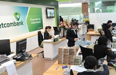Vietcombank aims for 15-percent credit growth