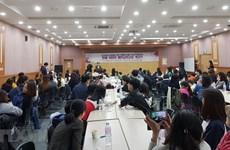 More Koreans interest in Vietnamese language