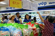 CPI in Ho Chi Minh City up 0.12 percent in April