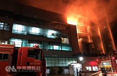 No Vietnamese victims found in Taiwan's factory fire