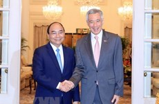 Prime Minister's visit to Singapore a comprehensive success