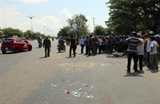 Traffic accidents kill 52 in reunification holiday
