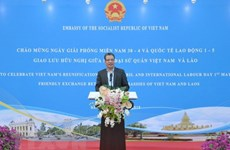 Vietnam's Reunification Day celebrated in China