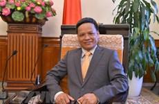 Ambassador Nguyen Hong Thao elected as ILC Vice Chairman