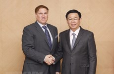 Vietnam pledges support for US firms: Deputy PM
