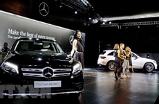 Mercedes-Benz Vietnam recalls biggest ever number of cars