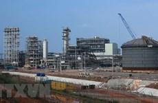 Nghi Son refinery welcomes first commercial product