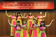 Overseas Vietnamese in Macau celebrate Reunification Day