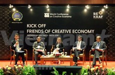 Indonesia prepares for World Conference on Creative Economy