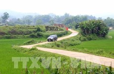 Bac Kan: Disadvantaged communes get aid to new-style rural building