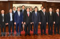 Vietnam, China look towards closer judicial relations