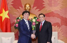 Vietnam seeks Japan's experiences in environmental protection