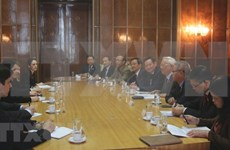 NA Vice Chairman discusses ties with Romanian Deputy PM