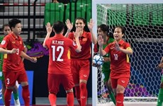 Vietnam beat Bangladesh at AFC women's futsal event