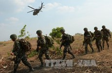 "Philippines, US conduct ""Balikatan 2018"" drill"
