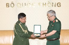 Vietnam treasures defence ties with Myanmar: Deputy Minister