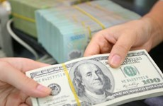 Reference exchange rate starts week with a hike